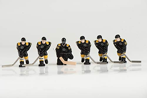 (NHL Boston Bruins Table Top Hockey Game Players Team Pack)