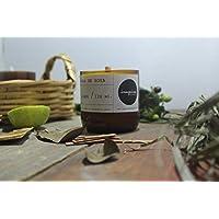 Vela de soya de Té limón 120 ml.