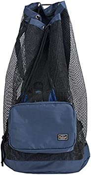 PACMAXI Scuba Diving Bag, Oversized Mesh Scuba Diving Backpack for Snorkeling Gear & Equipment, Holds Mask
