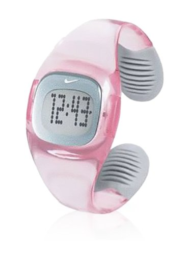 Nike Reloj analogico para Mujer de Cuarzo con Correa en plástico WT0009602