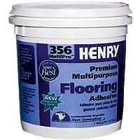 Henry 12073 WW Company Gal #356 FLR Adhesive Floor/Carpet by Henry
