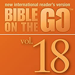 Bible on the Go, Vol. 18: The Story of King Solomon (1 Kings 2-4, 6-8)
