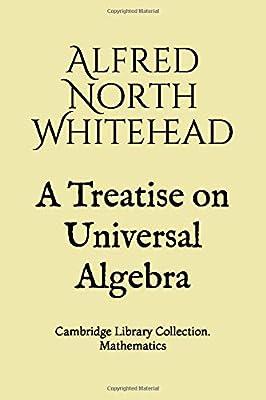 A treatise on universal algebra