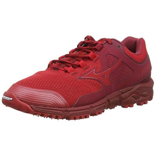 chollos oferta descuentos barato Mizuno Wave Daichi 5 Zapatillas de Running para Asfalto para Hombre Rojo Cred Cred Biking Red 60 44 5 EU