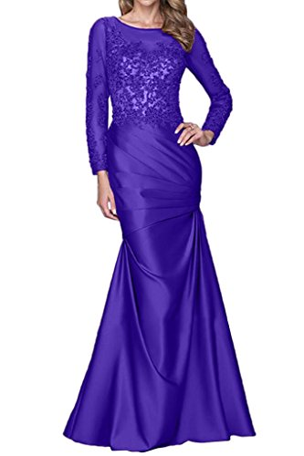 Victory Bridal - Robe - Crayon - Femme violet Violett -  violet - 50