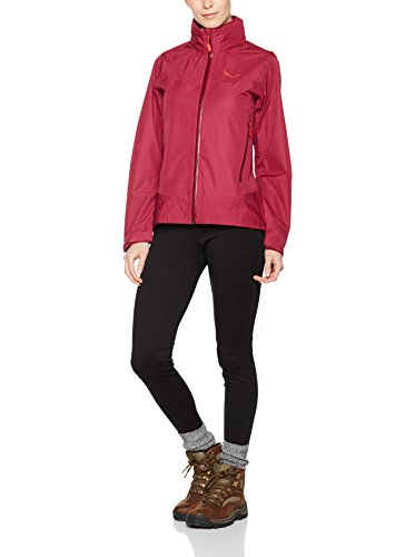 donna giacca PTX SALEWA 2 papavero 5l rosso Puez 6210 Z4zdx6