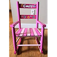 THREE COLOR TODDLER ROCKING CHAIR
