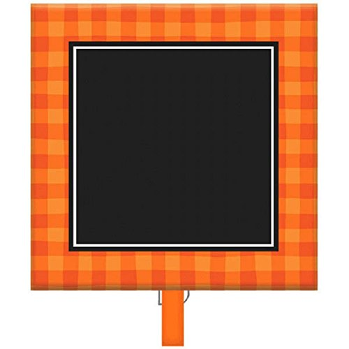 Amscan Thanksgiving Chalkboard Clip-On Labels - One package (Halloween Party November 1)
