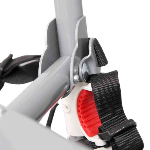 Allen Sports Ultra Compact Folding 2-Bike Trunk Mount Rack (2010) by Allen Sports (Image #7)