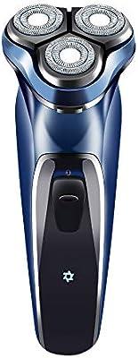 Afeitadora electrica, uso en seco y en humedo, máquina de afeitar ...