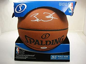 72aaac2f756 Autographed Dwyane Wade Ball - Official Leather Game ! - PSA DNA Certified  - Autographed Basketballs at Amazon s Sports Collectibles Store