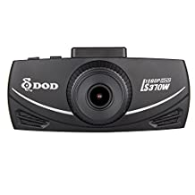 DOD TECH DOD-LS370W LS Sony Exmor Powered Full HD Dash Camera with WDR Technology