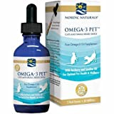 nordic naturals omega 3 for dogs - Pet Omega-3 Cats and Small Breed Dogs Nordic Naturals 2 oz Liquid