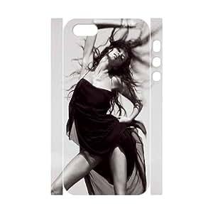 LSQDIY(R) Gisele Bundchen iPhone 5,5G,5S Personalized 3D Case, Customised iPhone 5,5G,5S 3D Case Gisele Bundchen