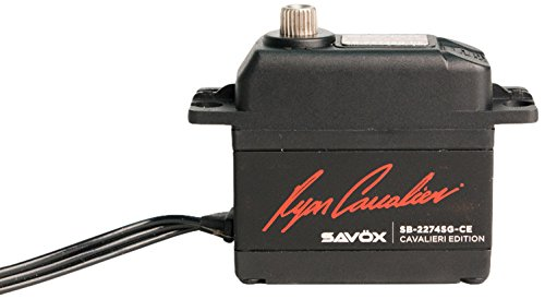 Savöx SB2274SG-CE Ryan Cavalieri Edition HV Brushless Digital Servo