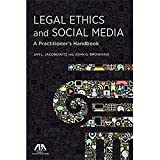 img - for Legal Ethics and Social Media: A Practitioner's Handbook book / textbook / text book