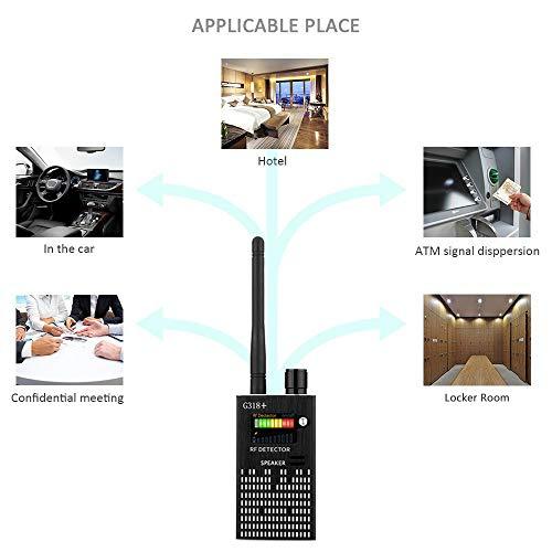 Other Security & Surveillance - Anti-Spy Wireless RF Signal