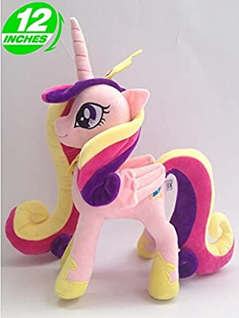 My Little Pony Princess Cadance Plush Doll 12inches, High Quality