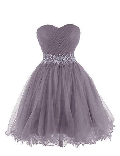 KARMA PROM Women's Sweetheart Tulle Cocktail Dress Homecoming Dress US8 (Homecoming Dresses Under $50)