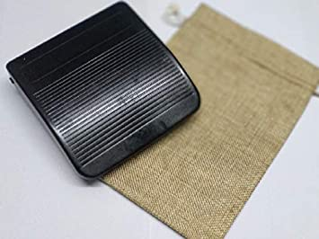 Pedal para maquinas de Coser Sigma 2000ns y 2002 (3 Conectores) + Incluye Bolsa de Tela para Guardar Accesorios de Regalo: Amazon.es: Hogar