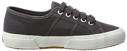 Grey top Mixte Classic Superga Adulte Gris Iron 2750 dk Sneaker Cotu Low Iw6vq