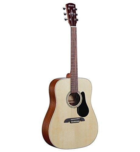 Alvarez Regent RD26 Dreadnought Acoustic Guitar Natural/Gloss
