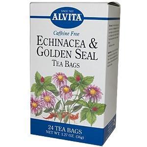 Goldenseal Tea Bags (Echinacea/Goldenseal Root 24)