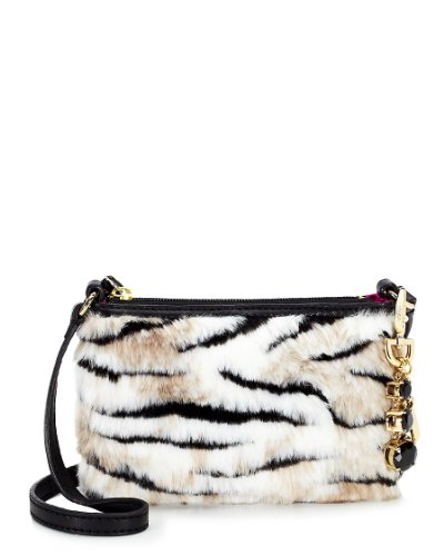 Juicy Couture Ziger Faux Fur Louise Bag - XARUH279 (Small)