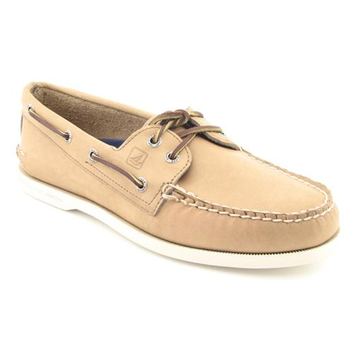 (Sperry Men's Authentic Original, Oatmeal-10)
