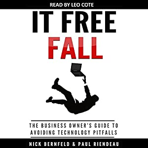 IT Free Fall Audiobook