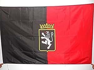 Bandera Valle de Aosta de tela náutico 150x 220–al Production