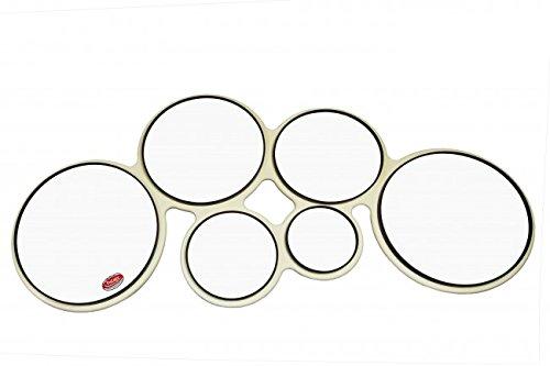 Prologix PXTPRO68L Full 6-8 Tenor Pro Practice Pad Tenor Drum Pads