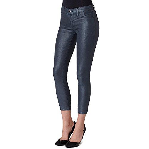 J Brand Jeans J Brand 620 Super Skinny Capri in Lacq Amet...