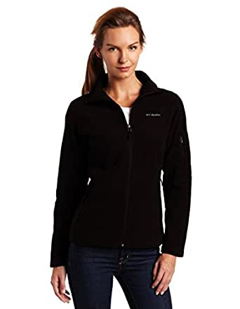 Columbia Women's Fast Trek II Full-Zip Fleece Jacket - Bark - X-Small