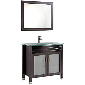 Premier Faucet 106724 Sonoma Rta Vanity 36 Inch Espresso