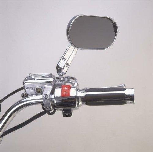Show Chrome Accessories 51-333B Chrome Switch Housing (s 51-333B Rh H-Bar Switch Hsg-Honda)