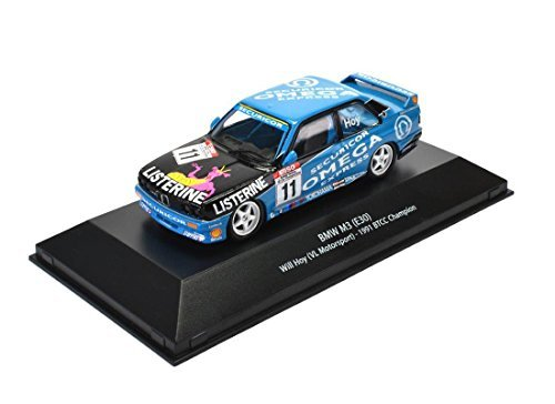 BMW M3 (E30) (Will Hoy - BTCC Champion 1991) Diecast for sale  Delivered anywhere in USA
