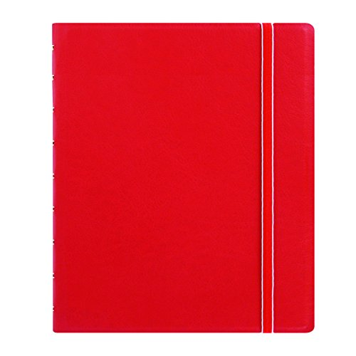 Filofax Red Leather Bag - 2