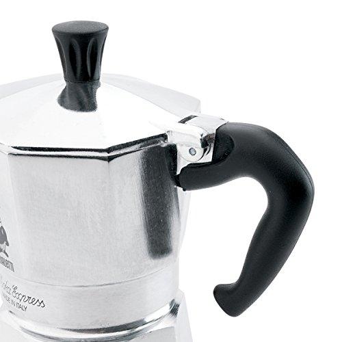 Bialetti 275-06 Moka Express 6-Cup Espresso Maker