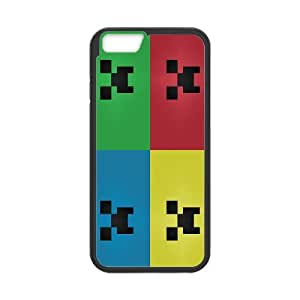 """Classic Case MINECRAFT pattern design For Apple iPhone 6 4.7"""" Phone Case"""