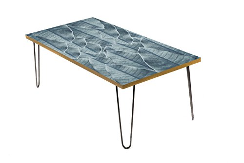 Layered Leaves 24 Inches Coffee Table Review