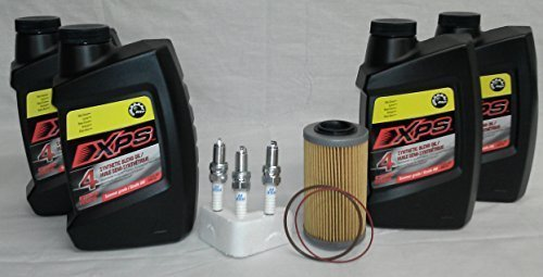 Sea Doo Oil Change Kit 4 Tec Four Stroke SeaDoo PWC GTX RXP RXT GTI