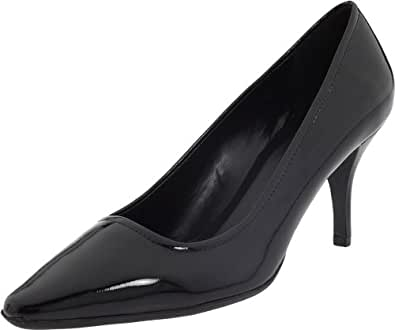 Vigotti Women's Henia,Black Patent,9 D (W) US