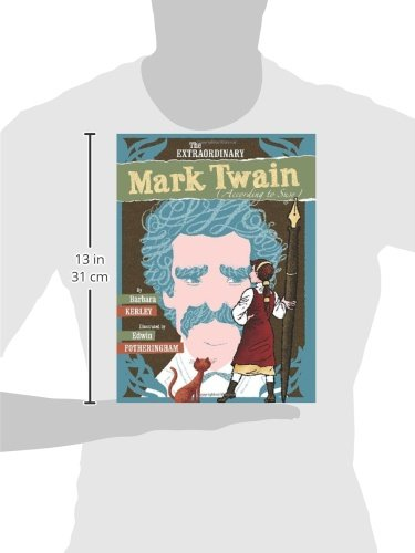 The Extraordinary Mark Twain (According To Susy) by Scholastic Press (Image #1)