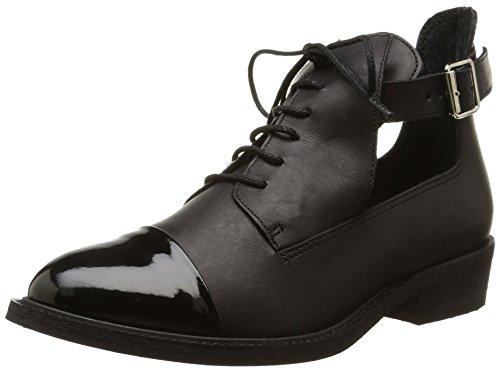 Jonak 225-2452 - Botas mujer negro - Noir (Vernis/Noir)