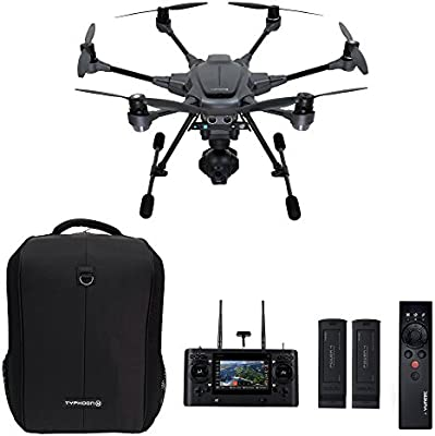 Typhoon H Pro >> Amazon Com Yuneec Typhoon H Pro With Intel Realsense Technology