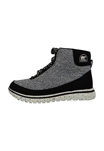 Lace 010 Boots Nl2000 Black Scotia Negro Fashion Sorel Mujer xwqCYn