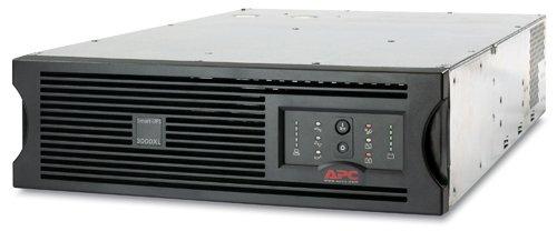 Amazon com: APC Smart-UPS XL SUA3000RMXL3U 3000VA 120V 3U