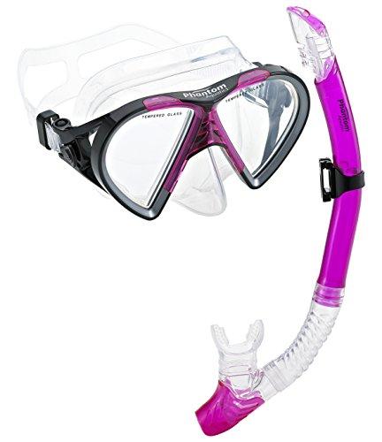 Phantom Aquatics Mexico Mask Snorkel product image