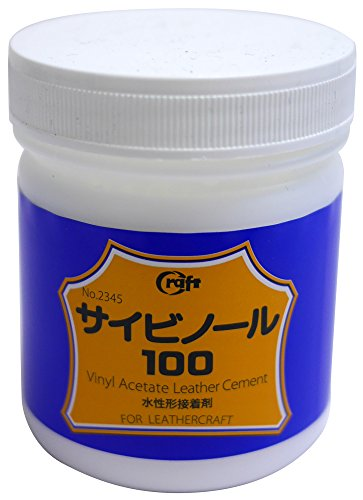 Kraft Company Leather Tool Rhinoceros Bunol 100No. 150ml 2345 ()